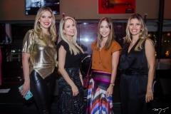 Nathália Ponte, Camila Guizardi, Rafaela Asfor e Roberta Sicchierolli
