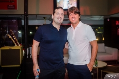 Rodrigo Ponte e Carlos Petrone