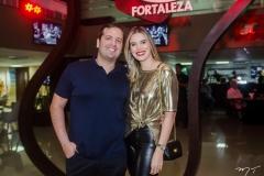 Rodrigo e Nathália Ponte