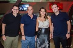 Samuel Sicchierolli, Fernando e Márcia Travessoni e Rodrigo Ponte