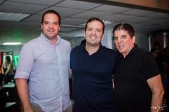 Thiago Holanda, Rodrigo Ponte e Dito Machado