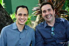 Bruno Almeida e Cristiano Barreira