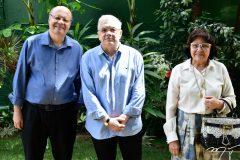 Claudio Maia, Urubatan Romero e Alice Mozim