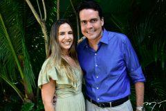 Melissa Bandeira e Fabiano Barreira