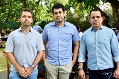Rodrigo Guilhon, Arthur Bezerra e Alexandre Guilhon