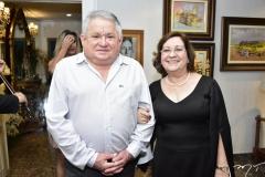 Aroldo e Ivone Maximo