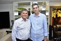 Guilherme Theophilo e Geraldo Luciano