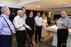 Homenagem de Adauto Bezerra a Guilherme Theophilo