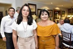Kelly Valadão e Katia Cunha