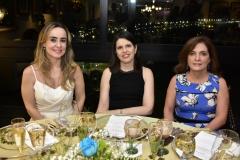 Regina Câmara, Márcia Barroso e Regina Garcia