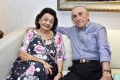 Regina e Ernandes Uchoa