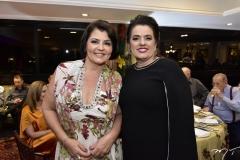 Suelly Romero e Silvana Bezerra