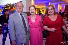 Arquias, Alice e Erbenia Pereira