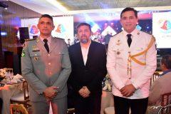 Cel. Aginaldo, Elcio Batista e Andrade Mendonca
