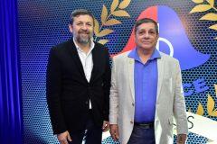 Elcio Batista e Manoel Messias