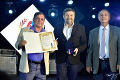 Manoel Messia, Elcio Batista e Gilson Liberato
