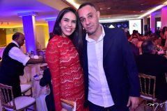Soraya Gadelha e Francisco Moraes