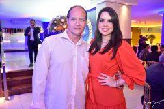 Vladmir Cunha e Milena Montoriu