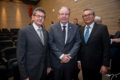 Augustinho Alcantara, Ricardo Cavalcante e Elalio Costa