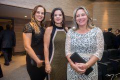 Carla Mota, Silvia Rego e Luciana Mota