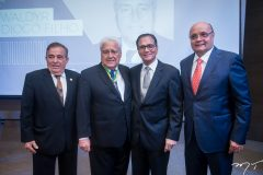 Claudio Targino, Waldyr Diogo Filho, Beto Studart e Fernando Cirino