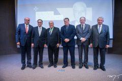 Fernando Cirino, Beto Studart, Waldyr Diogo Filho, Waldyr Diogo Neto, Ricardo Cavalcante e Roberto Macêdo