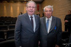 Ricardo Cavalcante e Roberto Macêdo