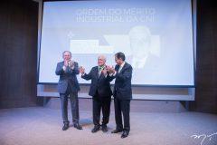 Ricardo cavalcante, Waldyr Diogo Filho e Beto Studart