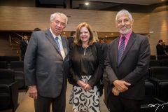 Roberto Macêdo, Roseane Medeiros e Lauro Martins