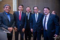 Sampaio Filho, André Siqueira, Maurício Filizola, Beto Studart e Benígno Junior