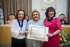Beatriz Alcantara, Consuelo Dias Branco e Angela Gutierrez