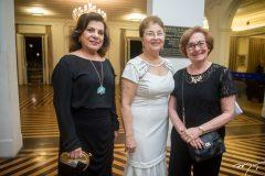 Bernadete Bezerra, Graça Fonteles e Regina Fiuza