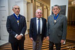 Ernando Uchoa Lima, Henyi Campos e Batista de Lima
