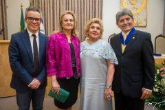 Fabiano Piuba, Lenise Queiroz, Consuelo Dias Branco e José Augusto Bezerra