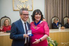 Fabiano Piuba e Angela Gutierrez