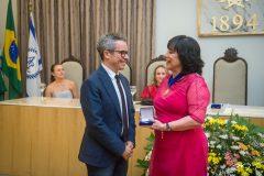 Fabiano Piuba e Angela Gutiérrez