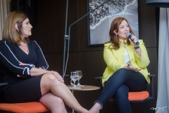 Luciana Almeida e Aline Félix Barroso