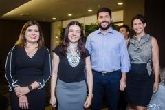 Luciana Alencar, Lizandra Pinheiro, Rodolpho Pires e Renata Teles