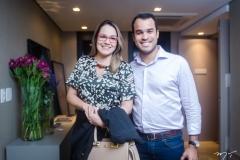 Maíra Pereira e Vitor Leal