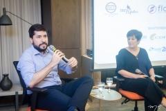 Rodolpho Pires e Adriana Bezerra