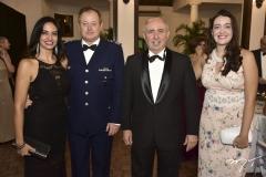 Adriana e Cel. Cassarino, Amaurilio Cavalcante e Adriana Cassarino
