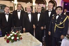 Esio de Sousa, Teco Rocha, Amaurilio Cavalcante, Paulo Cesar Norões, Luiz Fernando Mota e Jaime de Paula Pessoa
