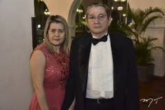Jocilda e Marcelo Porto