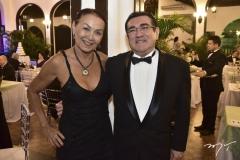 Raquel da Graça e Lúcio Flávio