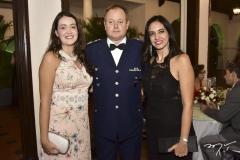 Tatiana, Cel. Cassarino e Adriana Cassarino