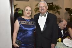 Viviane e Victor Frota
