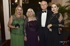 Zenilse e Zilade Castro Alves, Heraldo e Nicole Lobo