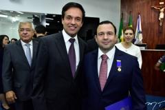 Fernando Novais e Igor Queiroz Barroso