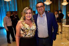 Ana Rodrigues e Romenio Macedo