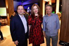 Igor Queiroz, Aline Felix Barroso e Majela Félix
